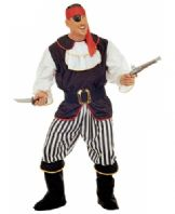 Pirate Man Costume (3154)